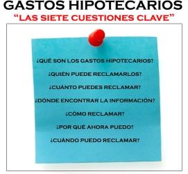 Reclamación Gastos Hipoteca Zaragoza